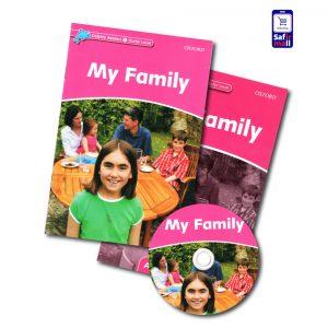 کتاب داستان انگلیسی My Family