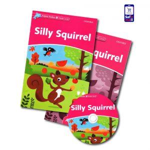 کتاب داستان انگلیسی Silly Squirrel