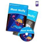 کتاب داستان انگلیسی Meet Molly