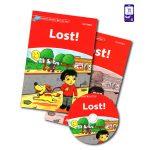 کتاب داستان انگلیسی !Lost