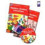 کتاب داستان انگلیسی Numbers, Numbers Everywhere