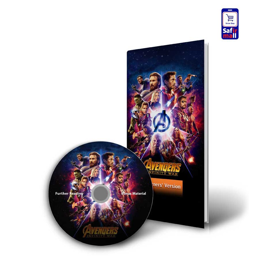 پک آموزشی با فیلم Avengers: Infinity War