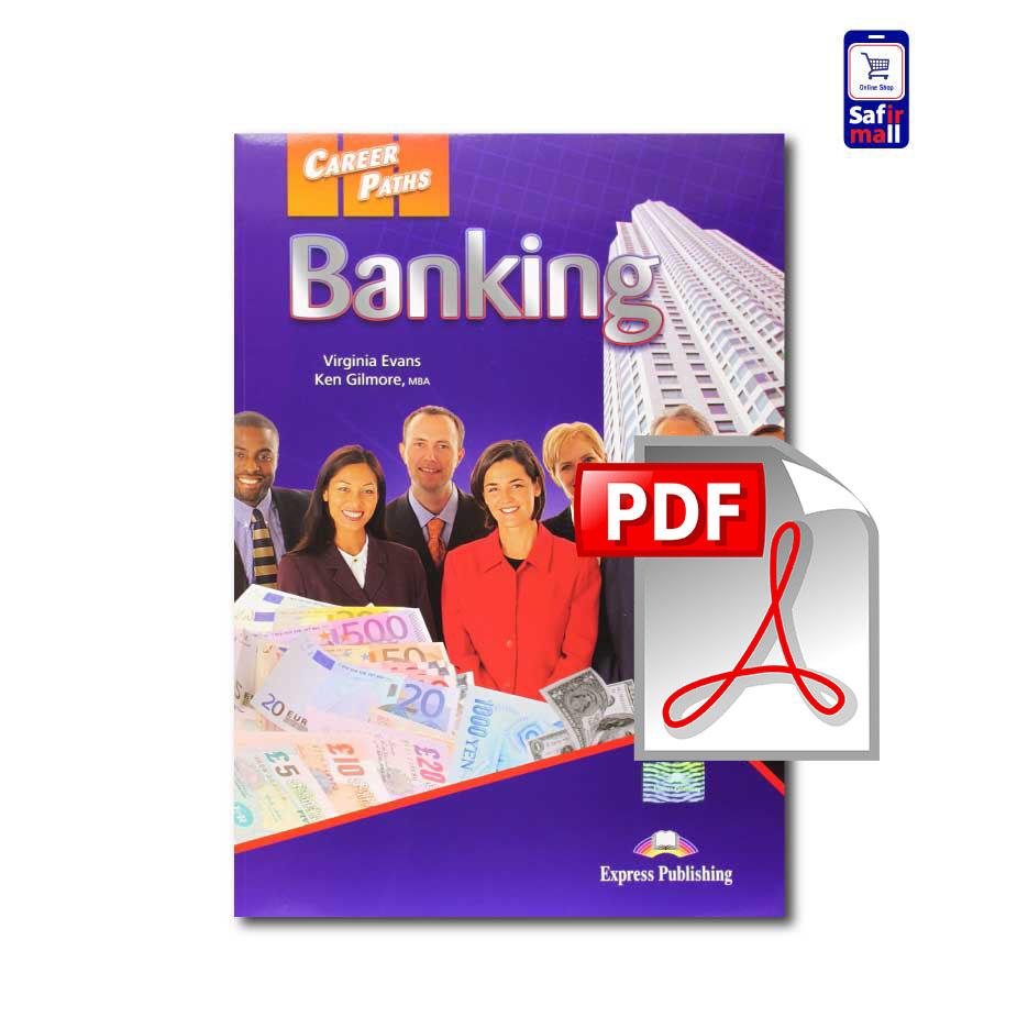 دانلود PDF کتاب Career Paths : Banking