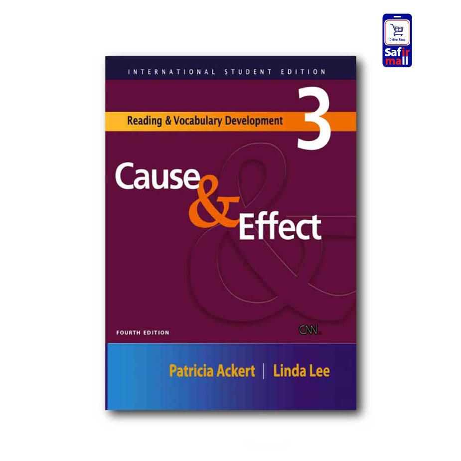 کتاب Cause & Effect