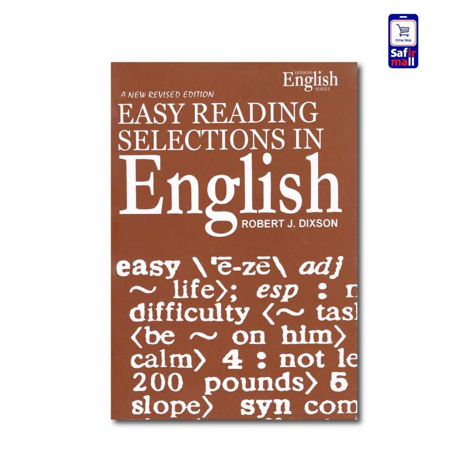 کتاب Easy Reading Selections in English