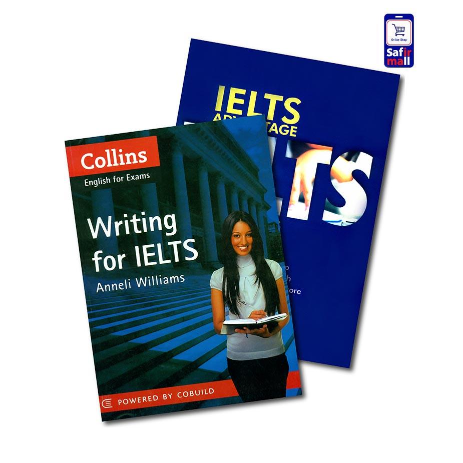 پک کتاب های آیلتس رایتینگ Collins & IELTS Advantage