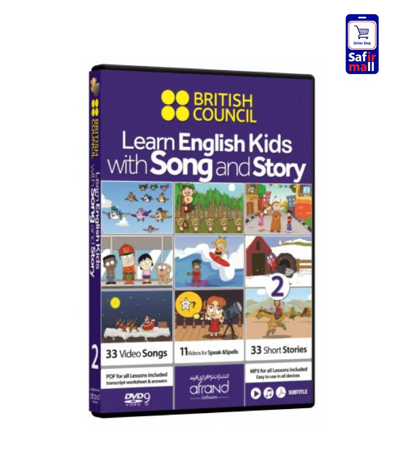 Learn English Kids with Song and Story 2