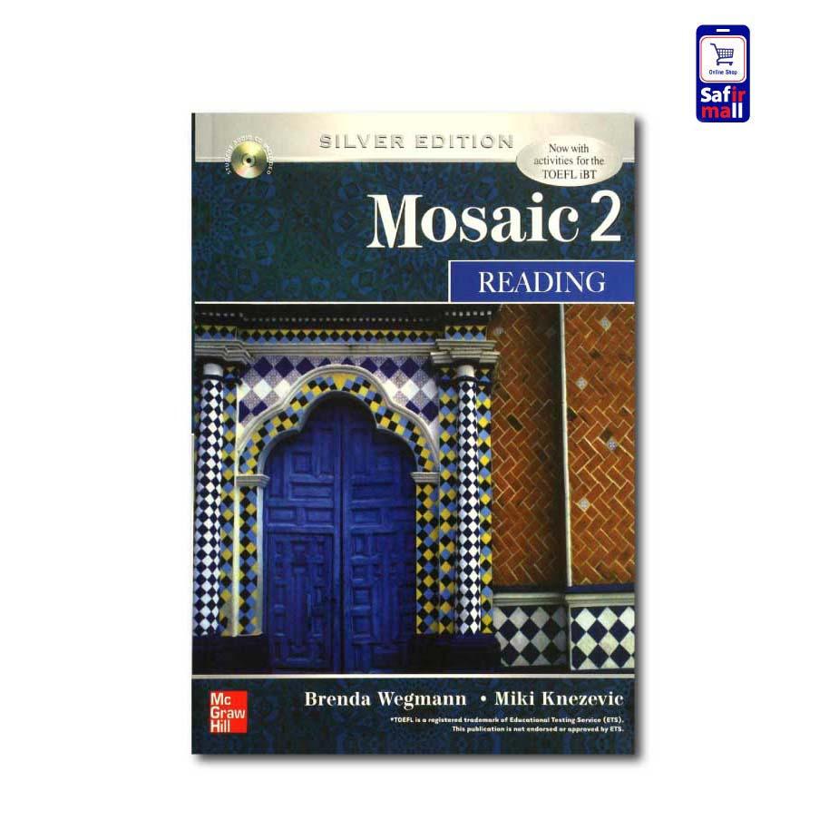 کتاب Mosaic 2 Reading