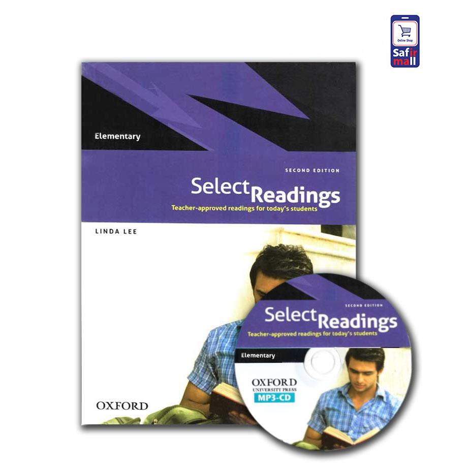 کتاب سلکت ریدینگ المنتری Select Readings Elementary
