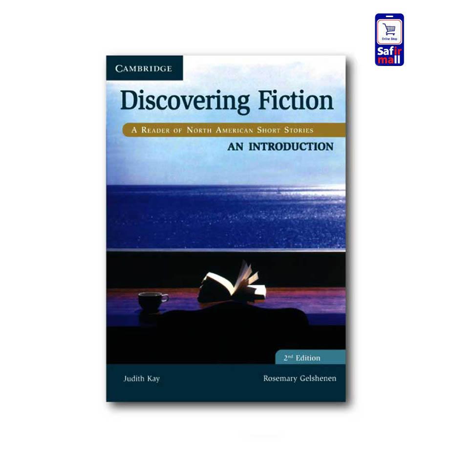 کتاب Discovering Fiction intro