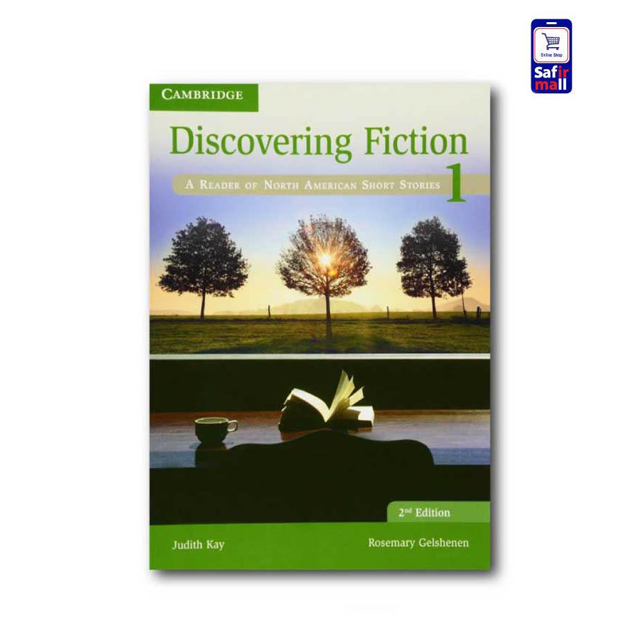 کتاب Discovering fiction 1