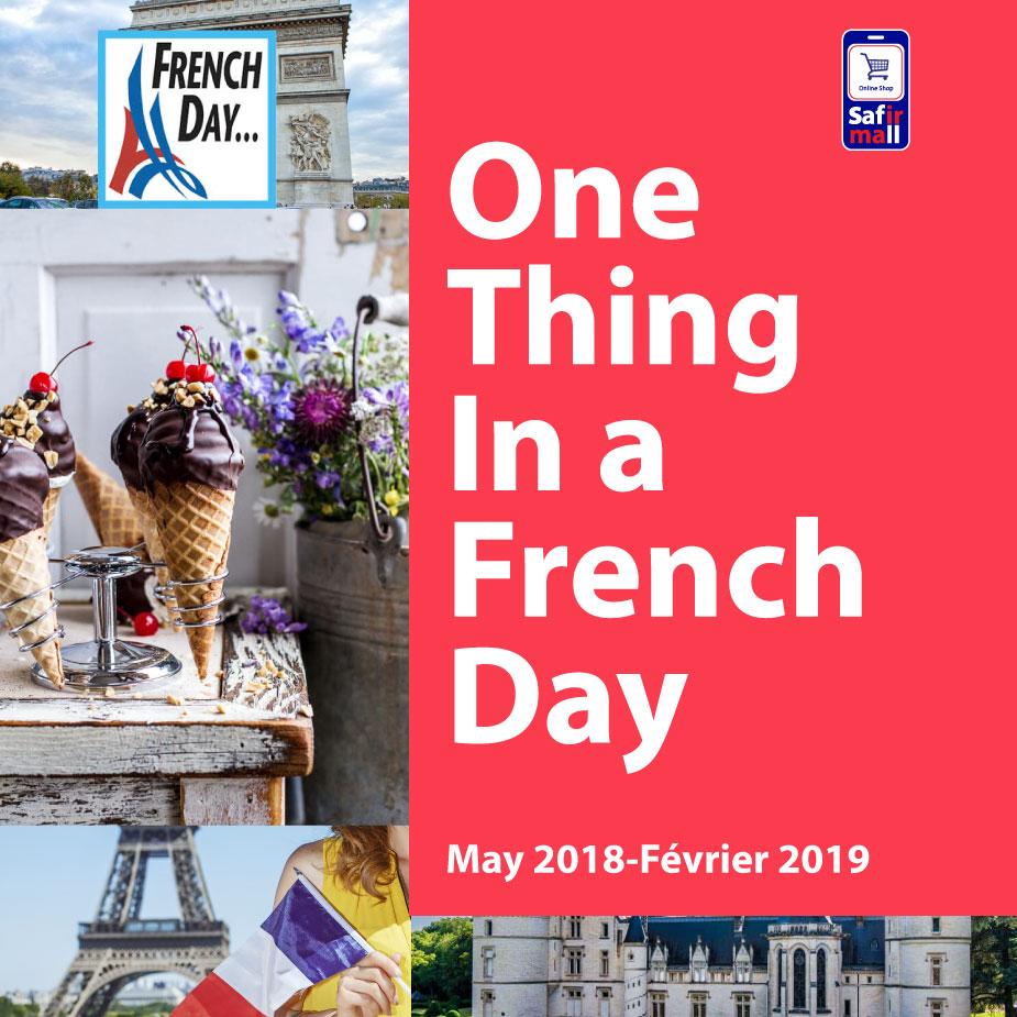 پادکست فرانسه One Thing in a French Podcast 2