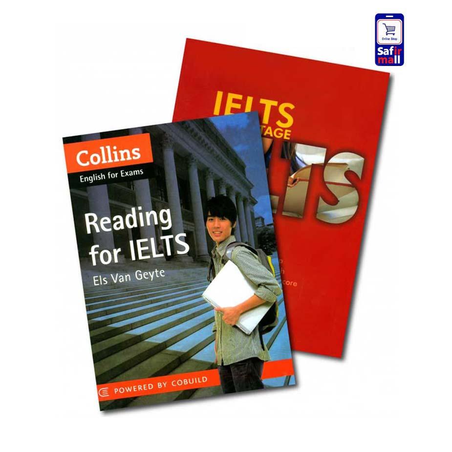 پک کتاب های آیلتس ریدینگ Collins & IELTS Advantage