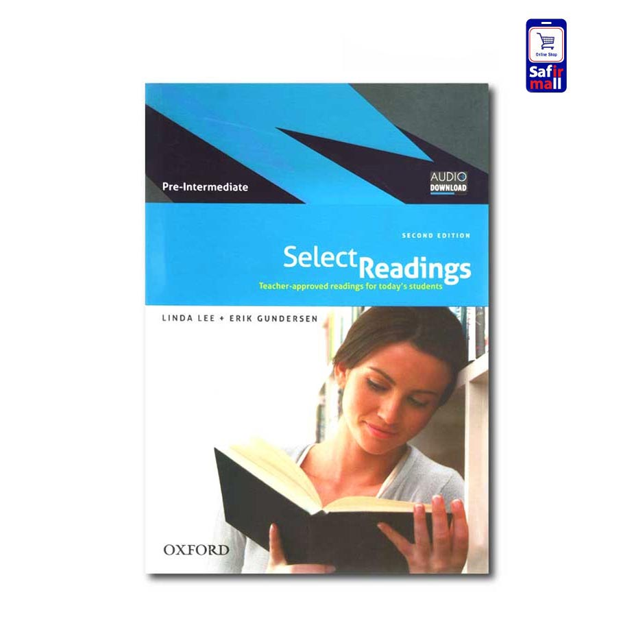 کتاب Select Reading Pre-Intermediate
