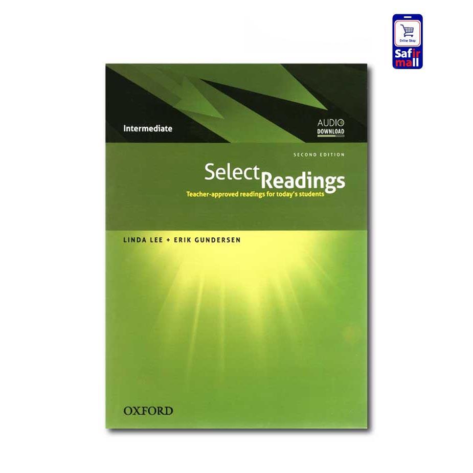 کتاب Select Reading Intermediate