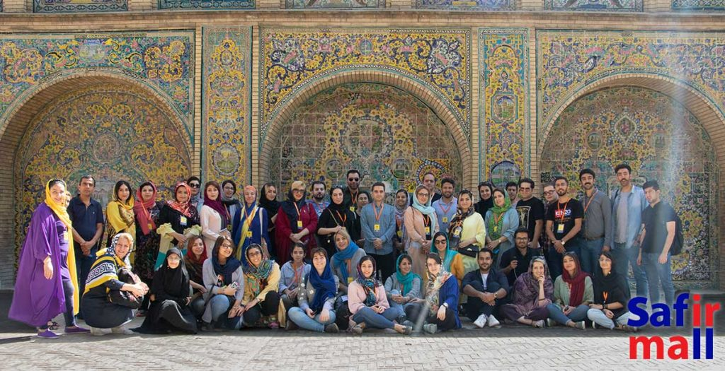 تور تهران گردی به زبان انگلیسی