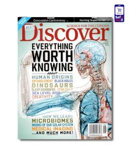 مجله Discover