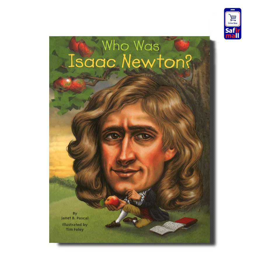 کتاب داستان انگلیسی ?Who was Isaac Newton
