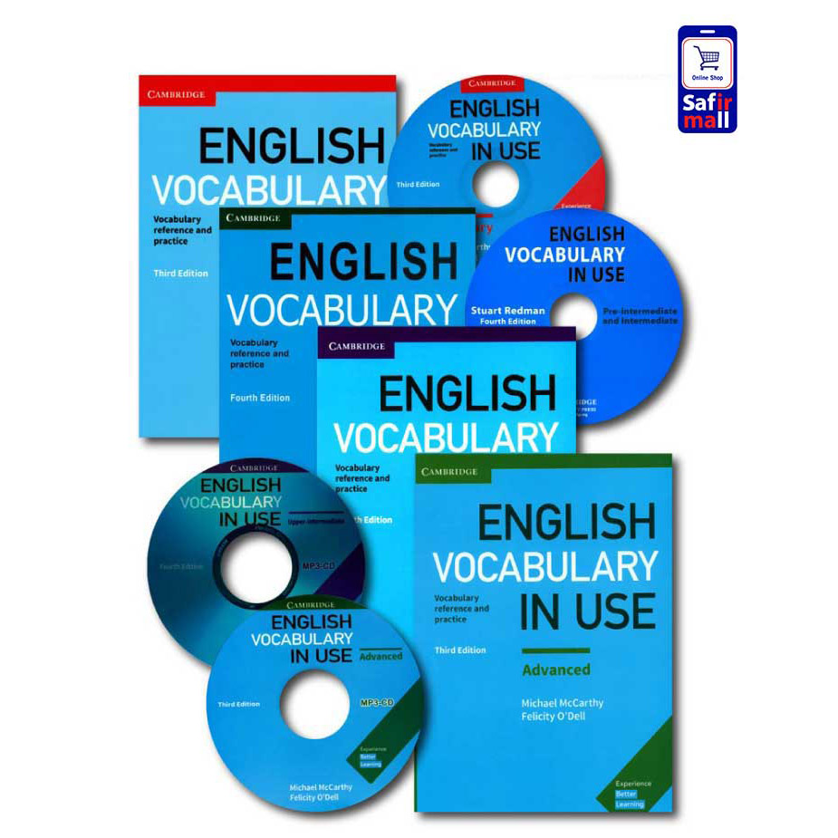 A Set of English Vocabulary in use