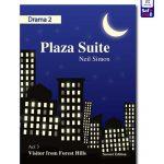 کتاب Plaza Suite - دراما 2