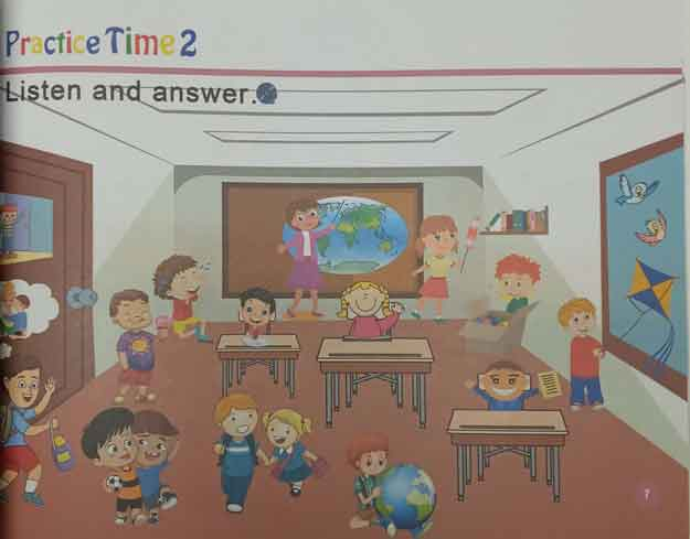 کتاب Fun Fun English 4