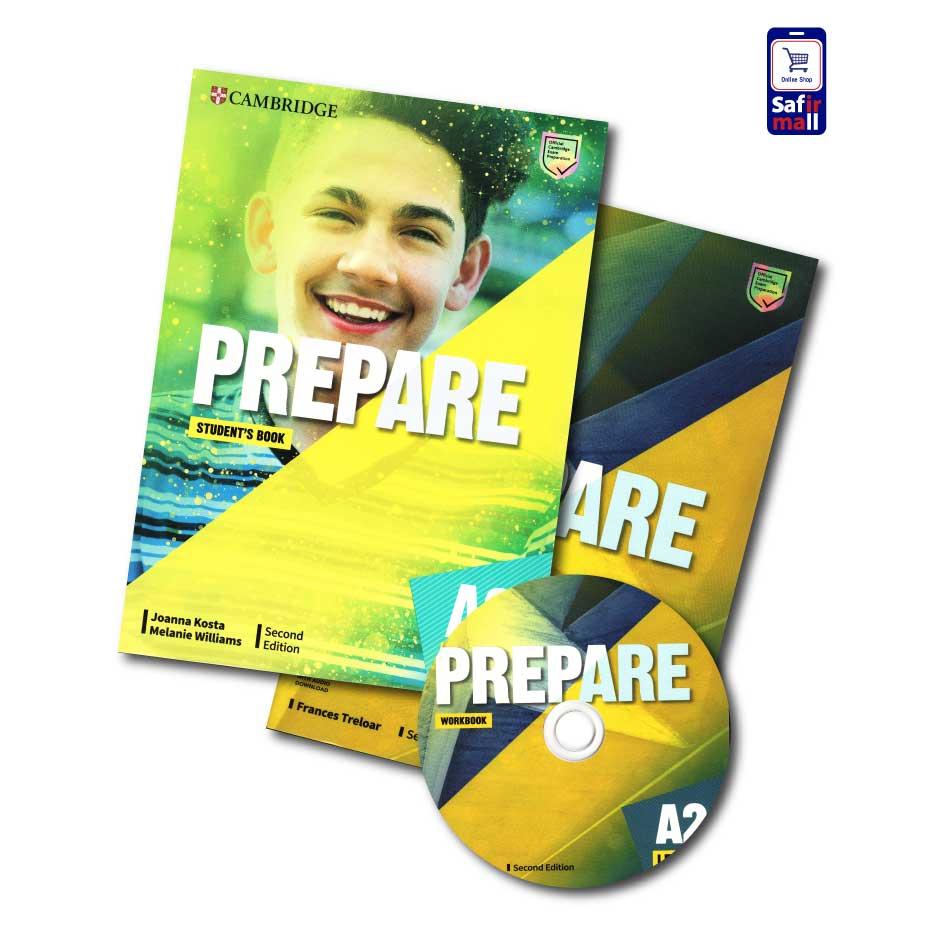 کتاب Prepare – سطح سوم