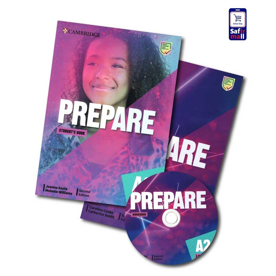 کتاب Prepare –  سطح دوم