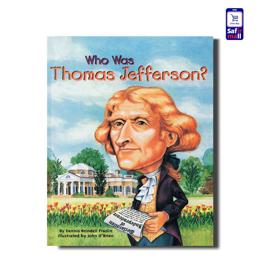 کتاب داستان انگلیسی ?Who was Thomas Jefferson