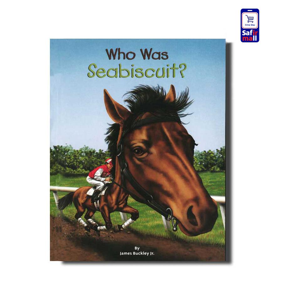 کتاب داستان انگلیسی ?Who was Seabiscuit