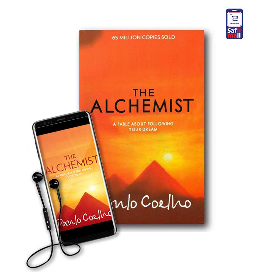 رمان انگلیسی The Alchemist