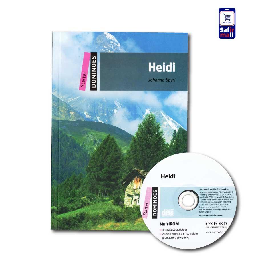 کتاب داستان انگلیسی Heidi