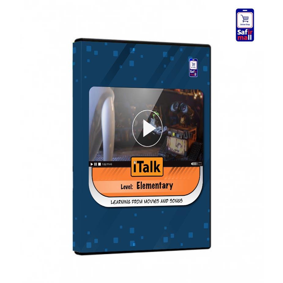 ویدئو آموزش زبان انگلیسی – iTalk سطح مبتدی