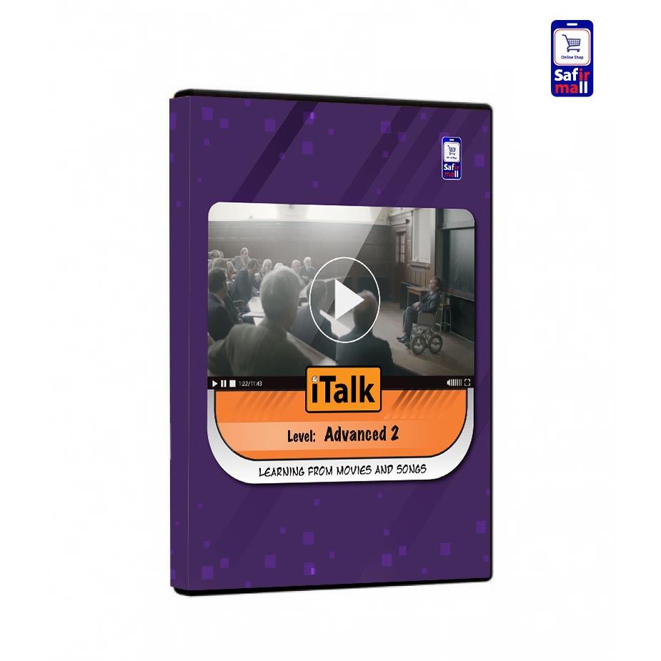 ویدئو آموزش زبان انگلیسی – iTalk سطح پیشرفته 2