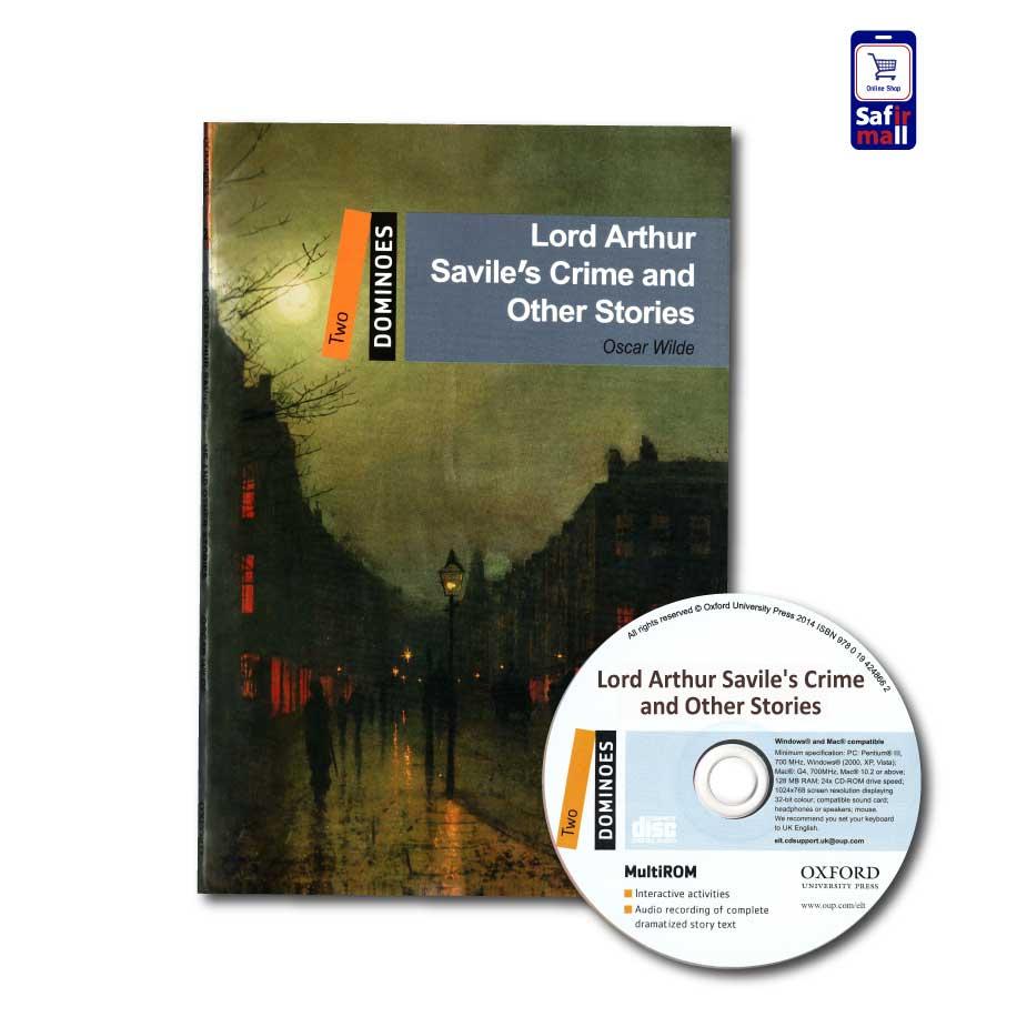 کتاب داستان انگلیسی Lord ArthurSavile's Crime and Other Stories