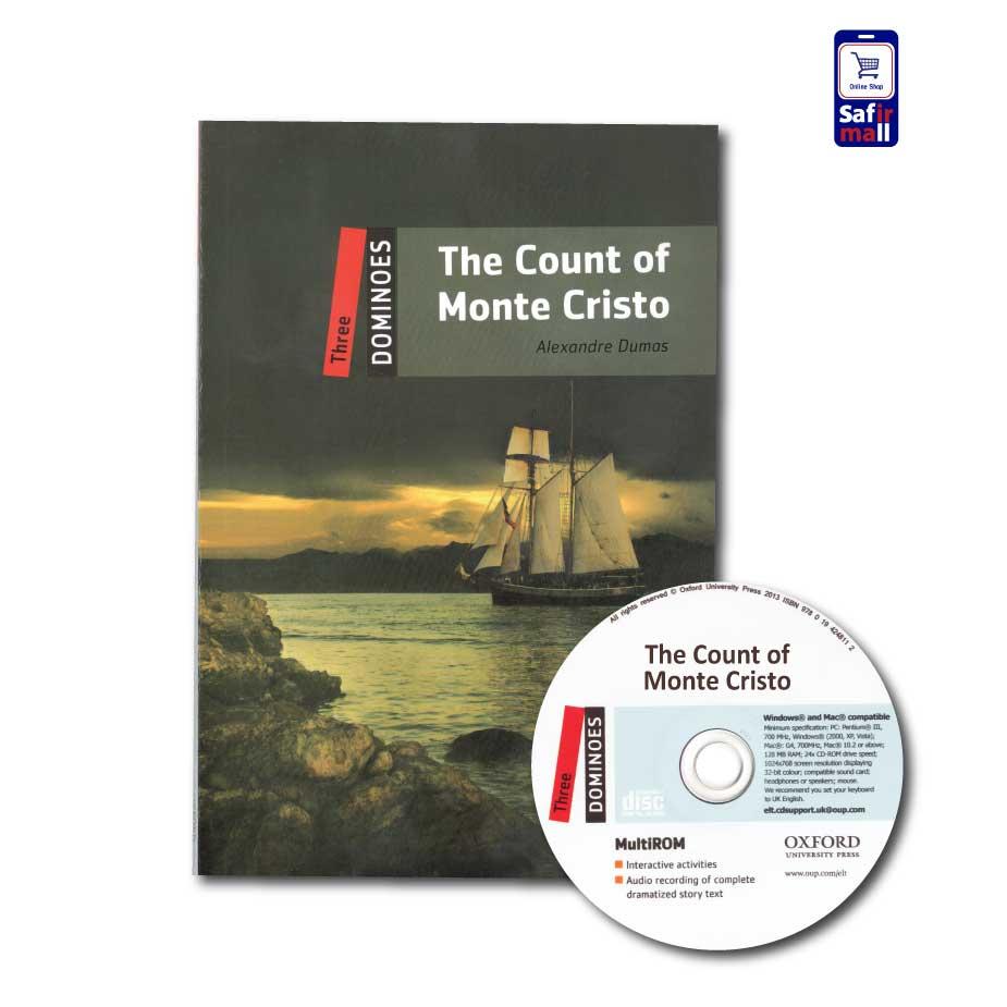 کتاب داستان انگلیسی The Count of Monte Cristo