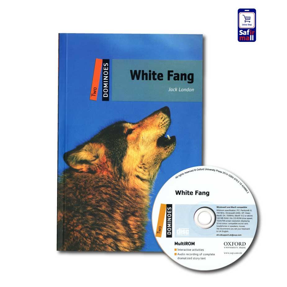 کتاب داستان انگلیسی White Fang