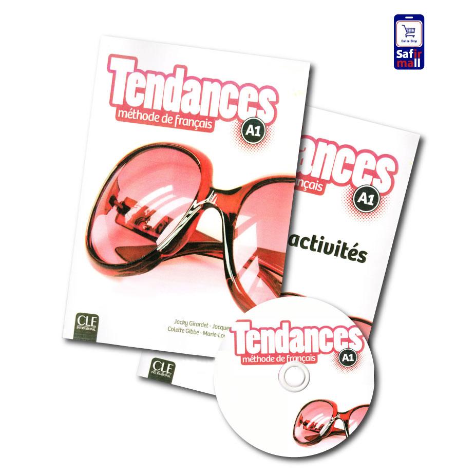 کتاب Tendances A1 Methode de francais