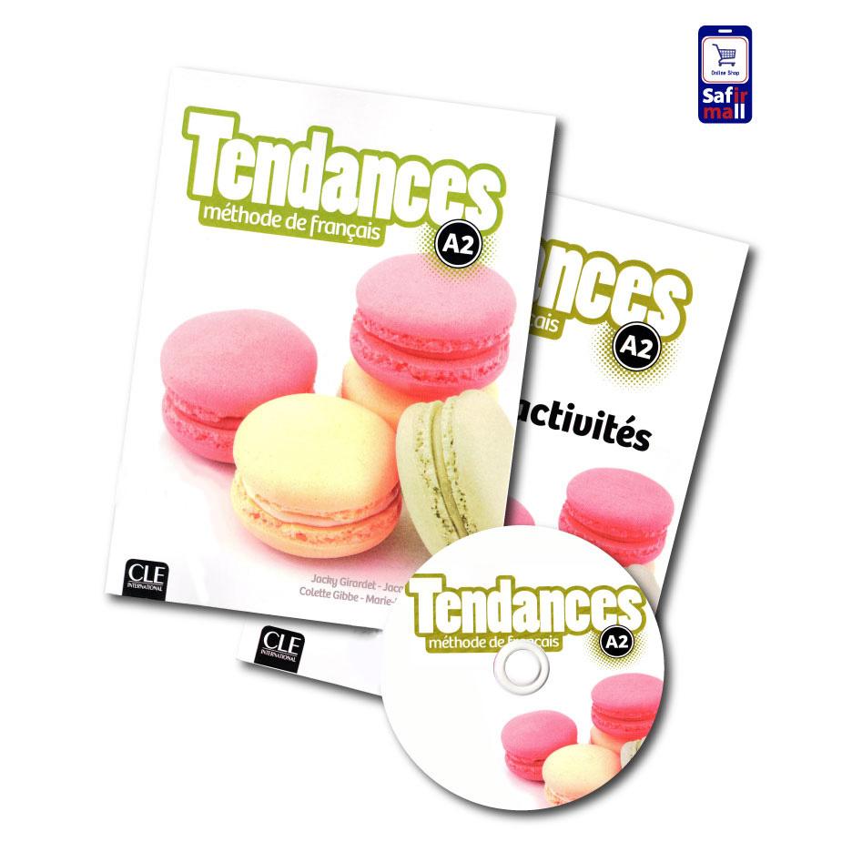 کتاب Tendances A2 Methode de francais