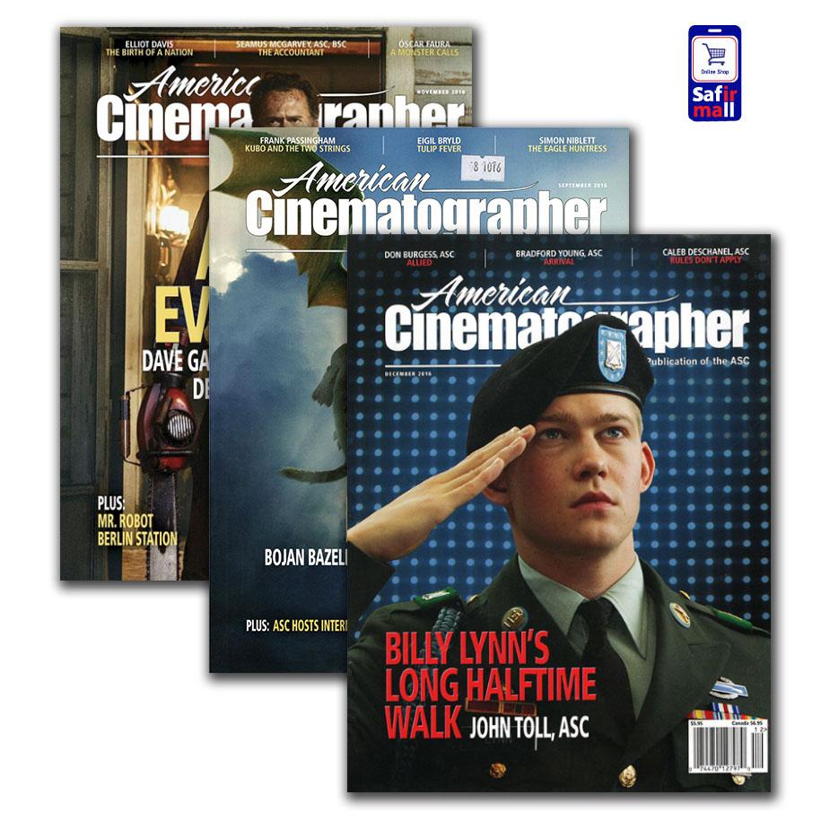 مجله American Cinematographer