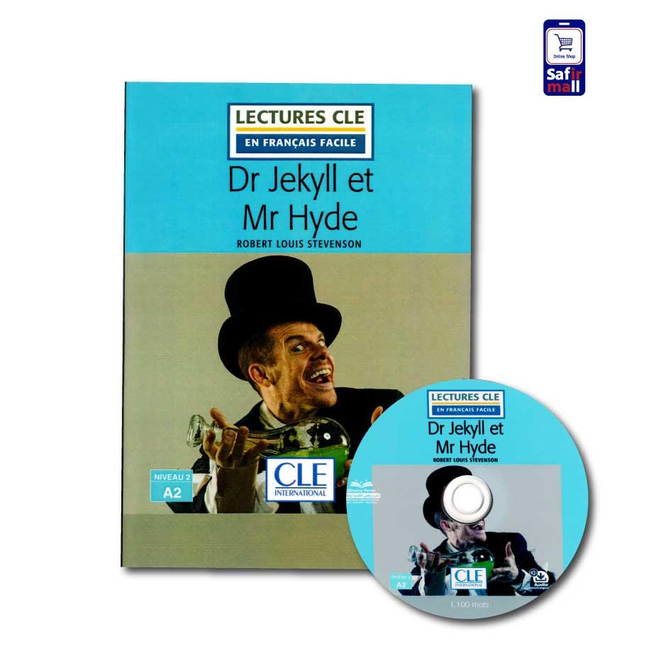 کتاب داستان زبان فرانسه Dr Jekyll et Mr Hyde