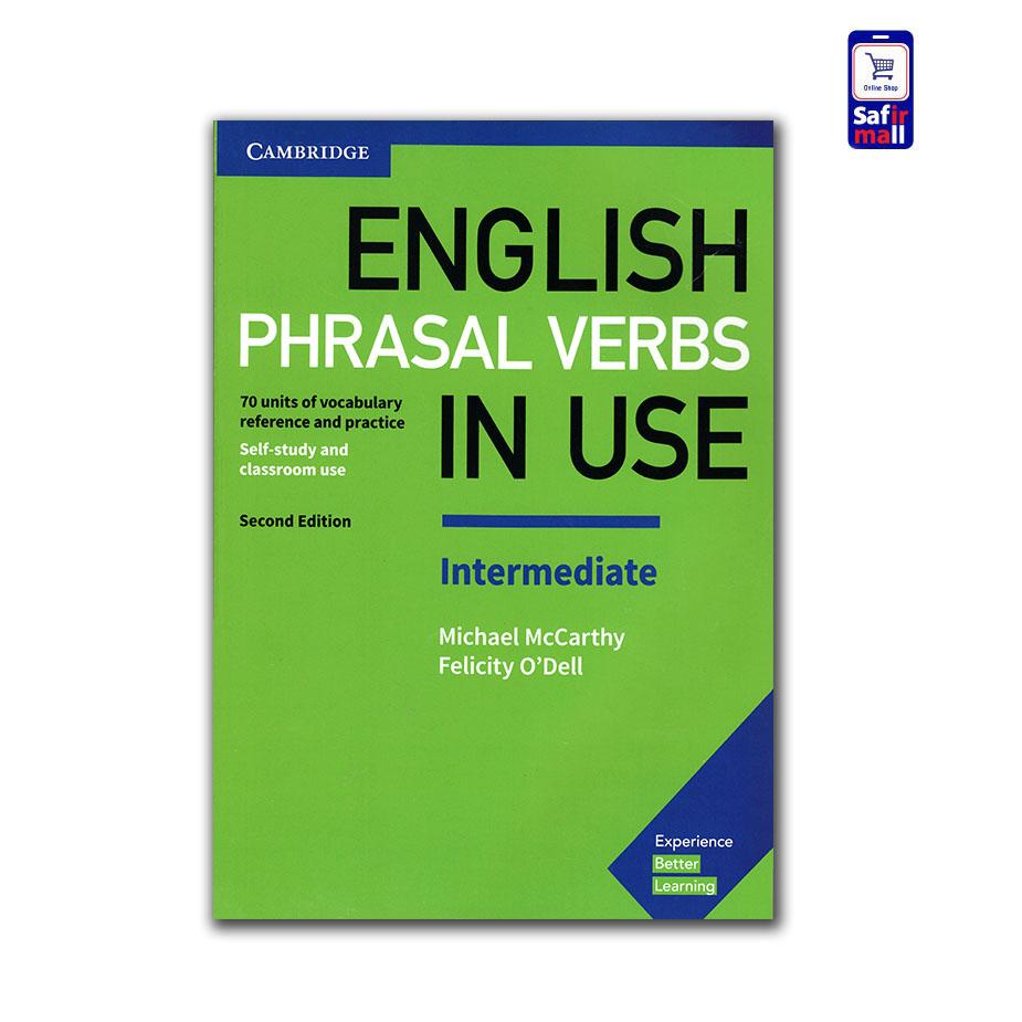 کتاب فریزال وربز این یوزسطح متوسطه Phrasal Verbs In use Intermediate