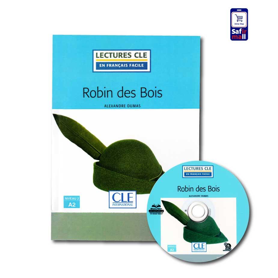 کتاب داستان زبان فرانسه Robin des Bois