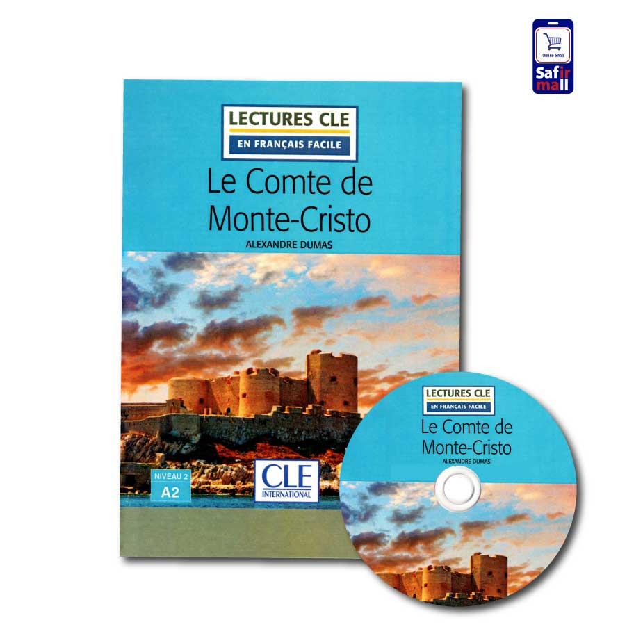 کتاب داستان زبان فرانسه Le Comte de Monte-Cristo