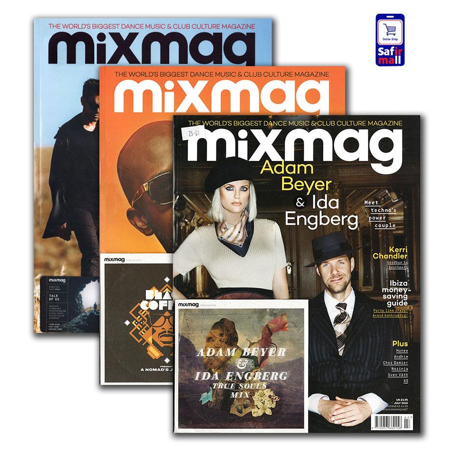 مجله انگلیسی mixmag