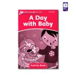 کتاب داستان انگلیسی A Day with Baby