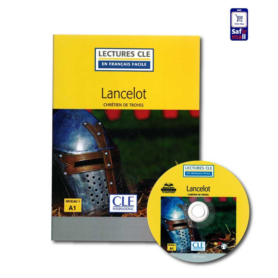 کتاب داستان زبان فرانسه Lancelot