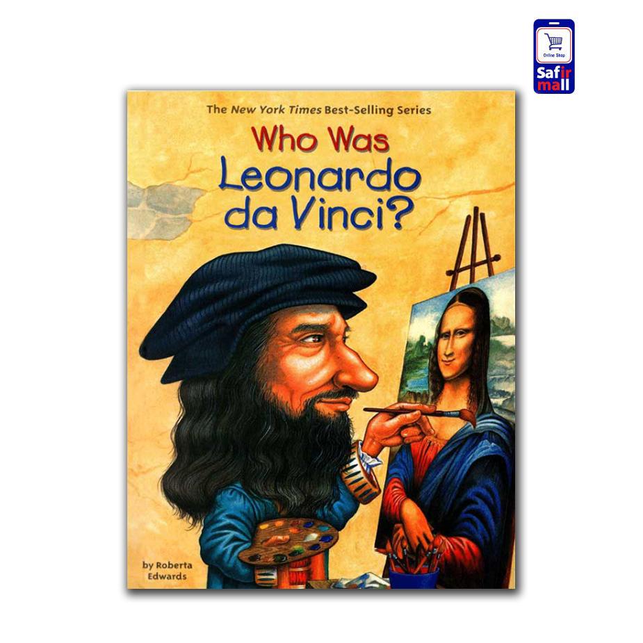 کتاب داستان انگلیسی ?Who was Leonardo da Vinci