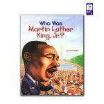 کتاب داستان انگلیسی ?Who was Martin Luther King, Jr