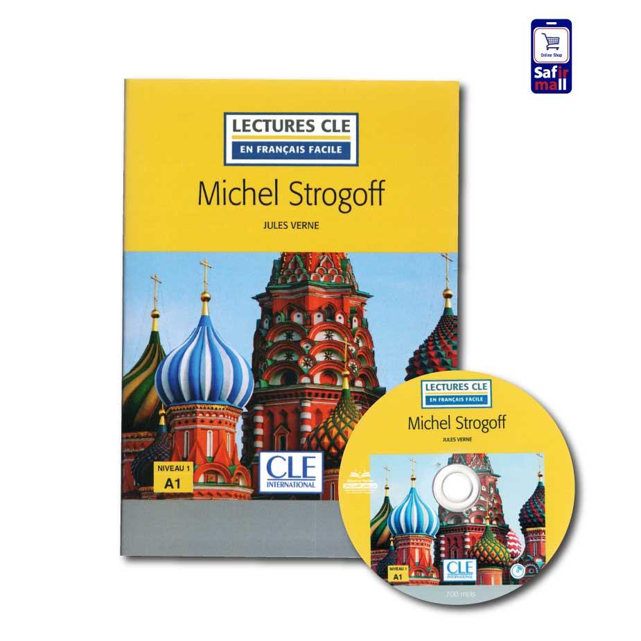 کتاب داستان زبان فرانسه Michel Strogoff