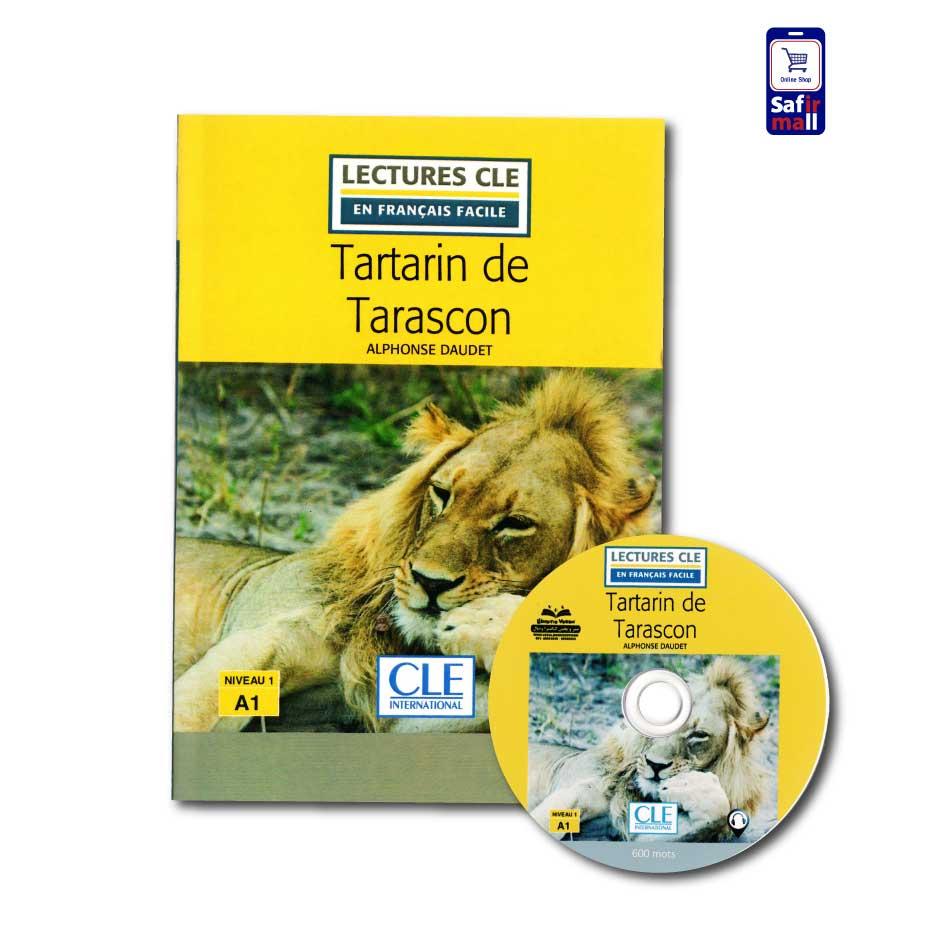 کتاب داستان زبان فرانسه Tartarin de Tarascon